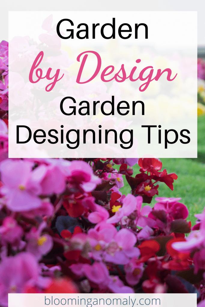 garden by design