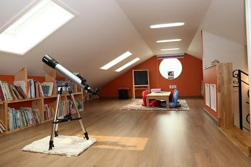 awesome loft conversion ideas