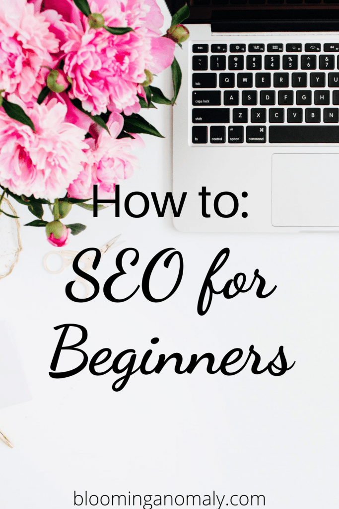 how to: seo for beginners